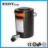 1000 toneladas de acción simple cilindro hidráulico