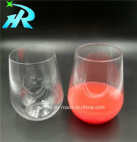 tazza di plastica Stemless dell'acqua di vetro di vino dell'animale domestico 15oz