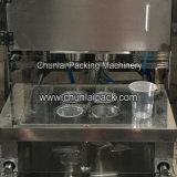 Máquina plástica pneumática da selagem da bacia