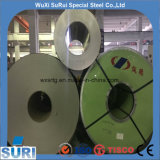 AISI 430 bobinas de acero inoxidable laminado en frío con superficie de 2b