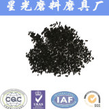 Precipitado negro adsorbente de carbón activado para purificación de aire