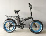Manera y batería eléctrica Moka de la bici With36V350W-500W del neumático gordo elegante de la aleación