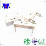 Resistore incassato di ceramica della ferita del collegare con buona qualità, 7W