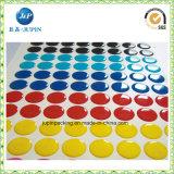 De Zelfklevende Sticker van de Koepel van de epoxyHars (JP-S050)