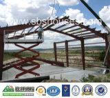 Edifícios com estrutura de aço de baixo custo Workshop de fábrica