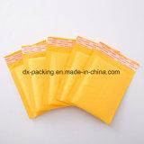 Luftblasen-Umschlag-Luftblasen-Verpackungs-Paket-Eilbeutel-Gelb-Beutel-Luftblasen-Beutel-Luftblasen-Beutel-Umschlag-Beutel