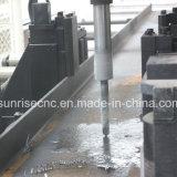 La perforatrice per i fasci 1250X600mm ha utilizzato nel montaggio d'acciaio