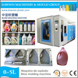 машина дуновения бутылок масла смазки 5L HDPE/PE автоматическая отливая в форму
