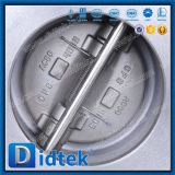 Válvula de verificação dupla da bolacha da placa de Didtek API 6D 16inch Wcb