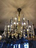 Iluminação de cristal do pendente da decoração Home luxuosa (KAP17-021)