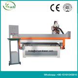 木製の家具のキャビネットのためのAtc CNCの木工業機械