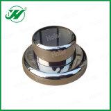Bride d'acier inoxydable de SS304 SS316 fabriquée en Chine