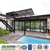 Casas 2015 pré-fabricadas de aço da alta qualidade de Sbs/edifício