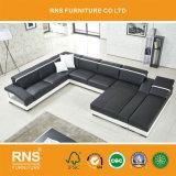 D3313 estilo moderna sala de estar grande sofá de Reclinação duplo