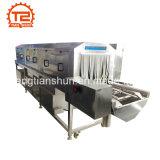 Máquina de la arandela de la cesta de la lavadora y del vehículo de la bandeja del alimento