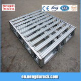 Palette en acier avec la palette en métal de la capacité de charge 2t-5t