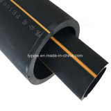 Tubo de gas del PE del HDPE para la venta de la fabricación