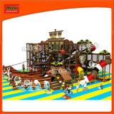 Пиратских приключений судов тема для использования внутри помещений мягкая игровая площадка для США