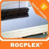 Compensato poco costoso di Rocplex, cassaforma di plastica riciclata, compensato d'impermeabilizzazione della costruzione