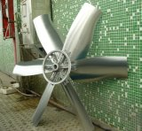 1220mm / 48 '' Double-Mesh Ventilateur d'échappement / Cow suspendu -House Fan