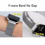 Milanese Toebehoren van het Horloge van de banden van het Horloge van het Metaal van de Riem van de Vervanging van de Band van het Roestvrij staal van de Lijn voor Uitbarsting Fitbit