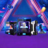 Le prototypage rapide de haute précision de l'impression imprimante 3D de bureau de la machine