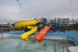 물 공원을%s 수영장 섬유유리 물 미끄럼