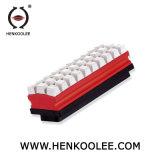 L170艶出しのタイルのための白く適用範囲が広い樹脂の結束の研摩剤
