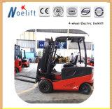 Hoch qualifizierte Konfiguration 2.5 Tonnen-elektrischer Gabelstapler mit Motor 48V