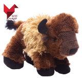 Brinquedo enchido venda por atacado do luxuoso do búfalo