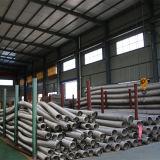 Manguito flexible acanalado modificado para requisitos particulares del acero inoxidable