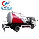 Gás da roda 3cbm LPG da boa qualidade 6 que reenche o caminhão