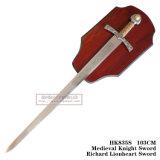 As espadas medievais da decoração das espadas da espada do leão 103cm HK835s