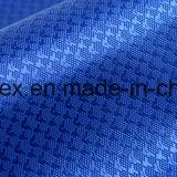 Jacquard Oxford Stof Met een laag bedekte PVC/PU voor de Schoenen van de Zak/van de Zak