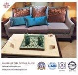 Populäre Hotel-Möbel mit Sofas des Gewebe-drei (YB-O-24)