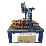 Cuerda de alta velocidad que hace punto la maquinaria del manguito flexible del acero inoxidable