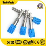 Des outils de découpe CNC Carbide fin Mills fabriqués en Chine