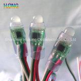 IC 관제사를 가진 헥토리터 12mm IC LED 풀 컬러 화소 빛
