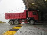Eingabe des HOWO 6X4 Kipper-336HP 30 Lastkraftwagen mit Kippvorrichtung Zz3257n3247A 336HP Tonnen-/China-HOWO