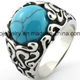 Anéis de pedra natural para a parte