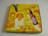 En el interior de cartón recubierto de caja de pizza (FCP1001)