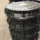 폐수를 위한 도시 맨홀 뚜껑