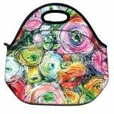 熱の昼食は女性の子供熱袋のお弁当箱のためのクーラーによって絶縁される昼食袋を袋に入れる
