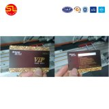 Streifen-Karten des Fabrik-Preis-kundenspezifische RFID intelligente S50 1k DESFire 2k intelligente magnetischer der Karten-RFID mit freien Proben