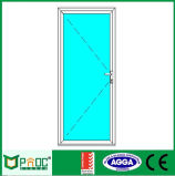 Aluminiumflügelfenster-Tür für Badezimmer
