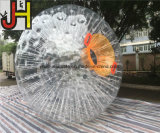Шарик Zorb тела шарика Zorb футбола Transparence раздувной