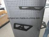 Moda metálicas quadradas equipamento para suporte de ecrã