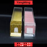 Plattform 8 scheuern Acrylschürhaken-Händler-Schuh-Spielkarte-eingesetzten Händler-Kasten kundenspezifischen Schürhaken-Kartenhalter (YM-DS01-1)