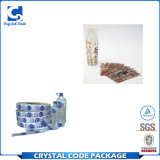 종합 패키지 PVC 물자 수축 포장 병 스티커 레이블