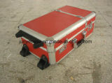Aluminiumlegierung-Kasten mit Tear-Away Schaumgummi